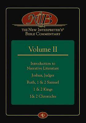 Picture of The New Interpreter's® Bible Commentary Volume II
