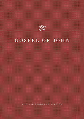 Picture of ESV Gospel of John, Share the Good News Edition