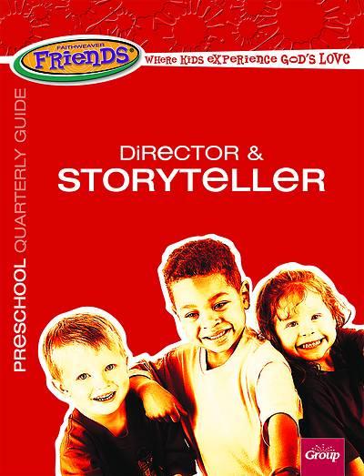 Picture of FaithWeaver Friends Preschool Director - Storyteller Guide Spring 2020