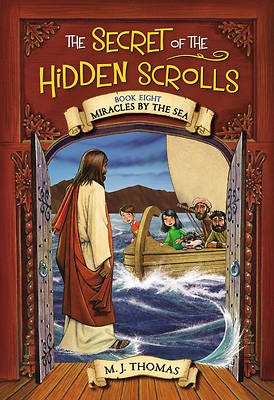 Picture of The Secret of the Hidden Scrolls, Book 8