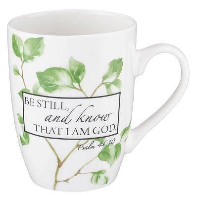 Picture of Value Mug Be Still