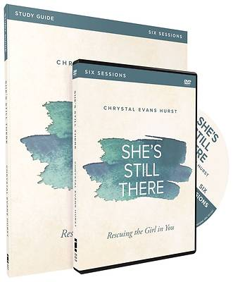Shes Still There Study Guide with DVD