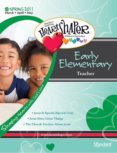 Picture of HeartShaper Early Elementary Teacher Book