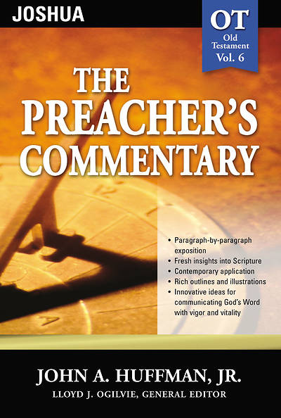 Picture of The Preacher's Commentary Joshua