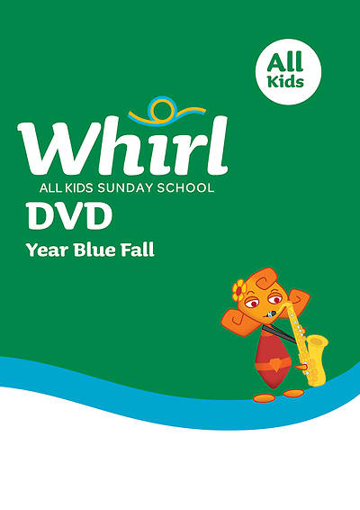 Picture of Whirl All Kids DVD Year Blue Fall