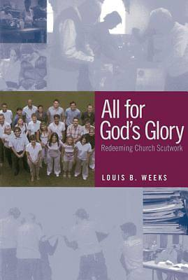 Picture of All for God's Glory