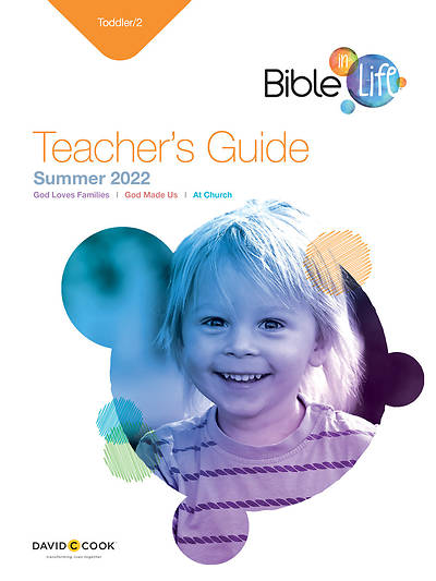 Bible-In-Life Toddler 2 Teacher Guide