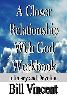 Picture of A Closer Relationship with God Workbook
