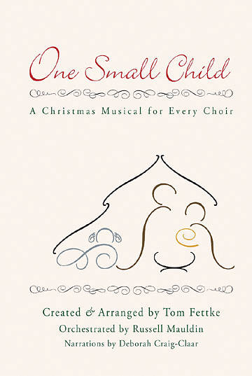 One Small Child SATB Choral Book