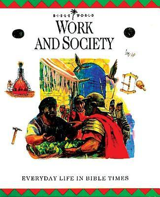 Picture of Work and Society