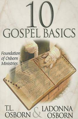 Picture of 10 Gospel Basics