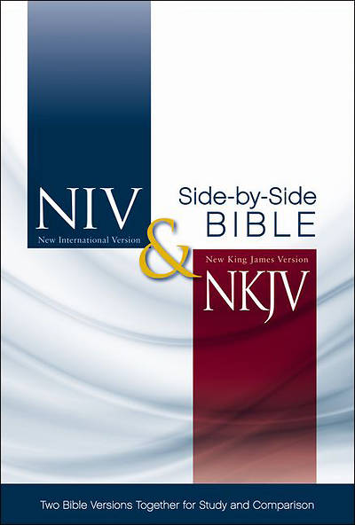 New International Version and New King James Version Side-By-Side Bible