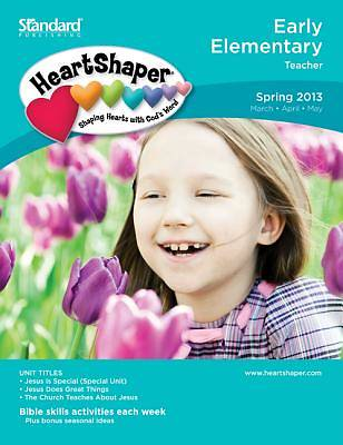 Standards Heartshaper Early Elementary Teacher Spring 2013