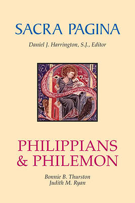 Sacra Pagina - Philippians and Philemon