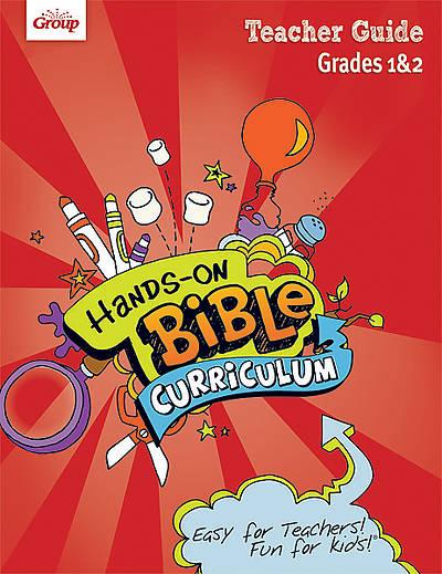 Picture of Hands-On Bible Curriculum Grades 1 & 2 Teacher Guide Summer 2015