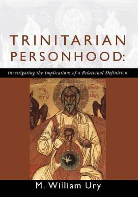 Picture of Trinitarian Personhood