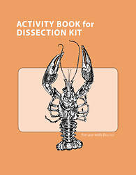 Biology Student Activition Book for Dissection Kit