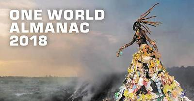 Picture of One World Almanac 2018