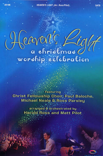 Heavens Light SATB Choral Book