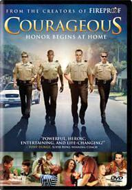 Picture of Courageous DVD