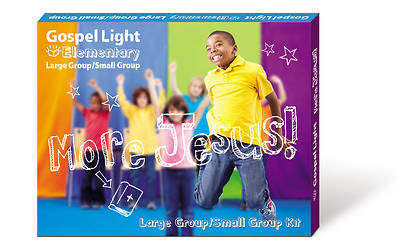 Picture of Gospel Light Large/Small Group Grades 1-4 Kit Year A Winter