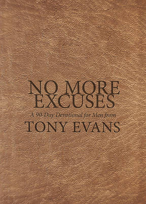 Picture of No More Excuses