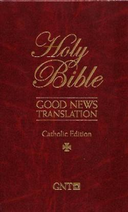 Picture of Gnt Catholic Bible (Latin Vulgate Order)