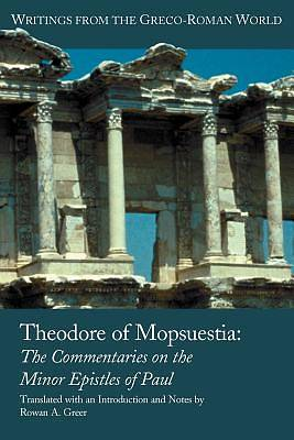 Picture of Theodore of Mopsuestia