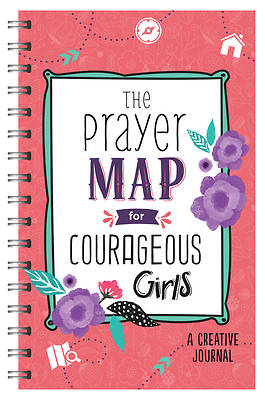 Picture of The Prayer Map for Courageous Girls