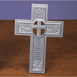 Picture of Baptism Blessing Cross