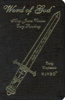 Bible KJV Sword Other English Pocket  Easy Reading