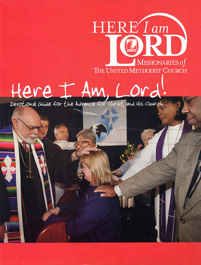 Here I am Lord Devotional Guide