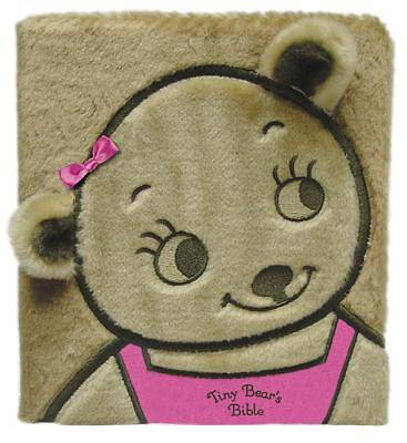 Tiny Bears Bible, Pink