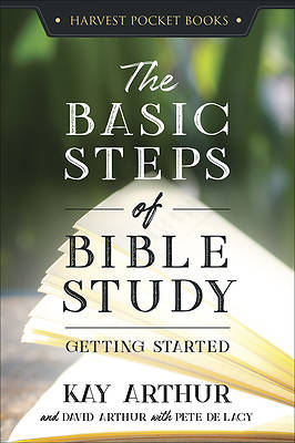 Picture of The Basic Steps of Bible Study