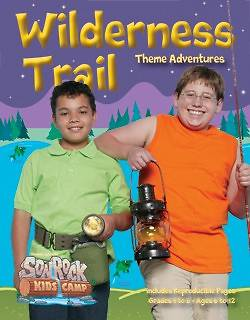 Sonrock Kids Camp Wilderness Trail Theme Adventures