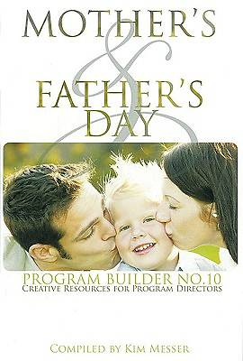 Mothers & Fathers Day Program Builder No. 10