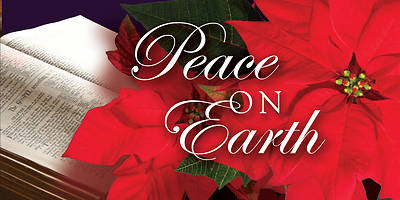 Peace on Earth/Christmas Poinsettia Offering Envelope 2013 (Package of 50)
