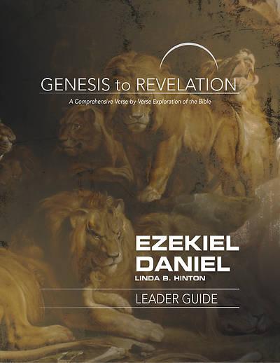 Picture of Genesis to Revelation: Ezekiel, Daniel Leader Guide