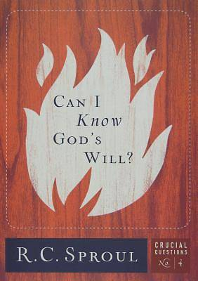 Picture of Can I Know God's Will?