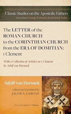 Picture of The Letter of the Roman Church to the Corinthian Church from the Era of Domitian