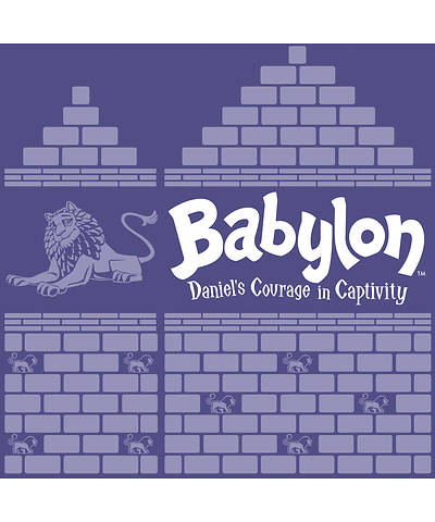 Vacation Bible School (VBS) 2018 Babylon Banduras (Tribe of Benjamin) - Pkg of 12