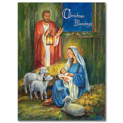 Christmas Blessings Boxed Cards