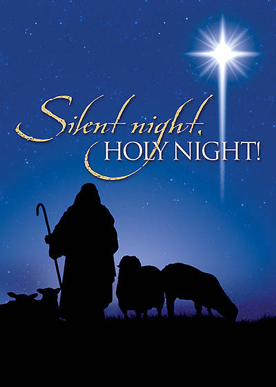 Silent Night Boxed Christmas Cards