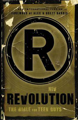 NIV Revolution Bible Hardcover Jacketed Printed