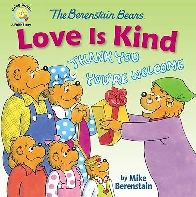 Picture of The Berenstain Bears Love Is Kind