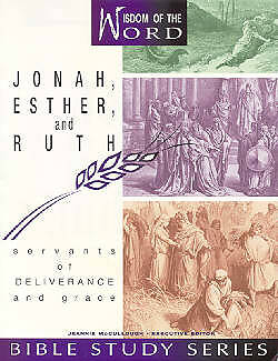 Picture of Jonah, Esther, and Ruth