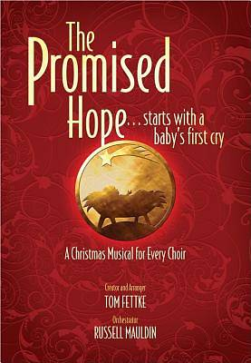 The Promised Hope SATB Choral Book