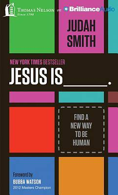 Jesus Is ___. Audiobook - MP3 CD