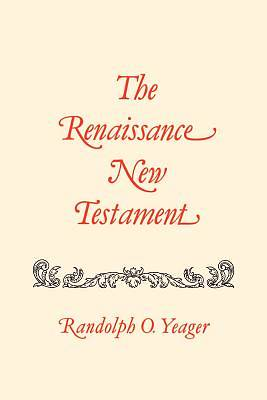 Picture of The Renaissance New Testament Volume 3