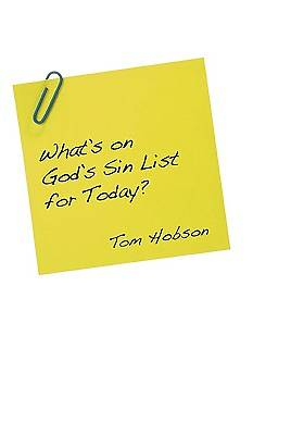 Whats on Gods Sin List for Today?
